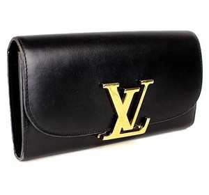 Louis Vuitton Authentic Louis Vuitton Portefeuille Vivianne Bifold Leather Wallet