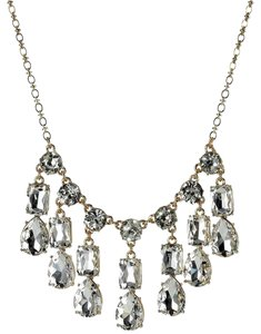 Kate Spade Riviera Garden Mini Bib Necklace