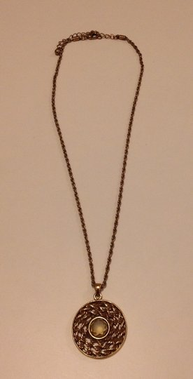 Banana Republic Banana Republic Pendant Necklace