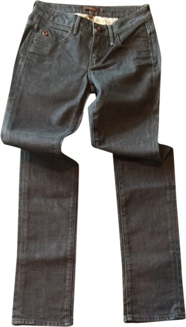 Deener Straight Leg Jeans-Coated