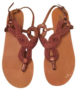 Bakers Low Bronze Sandals