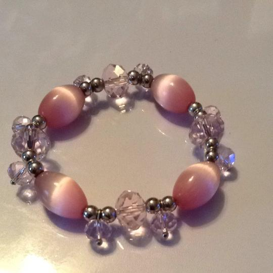 Other Pink And Silver Bracket