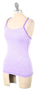 Lululemon Stretch Nylon Running Top Lavender