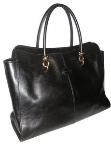 Tod's Tote in BLACK