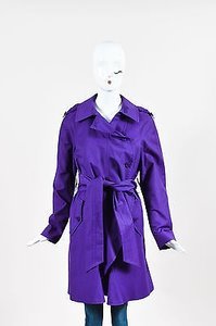Escada Sport Long Trench Coat