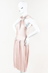 Lanvin Ete 2009 Satin Dress