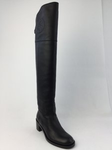 Gucci Soho Over Knee Black Boots