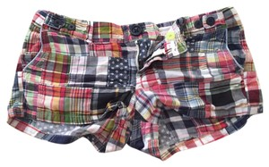 American Eagle Outfitters Mini/Short Shorts Multi-colored
