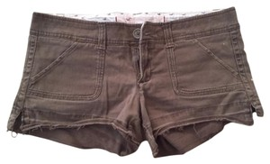 Hollister Mini/Short Shorts Brown