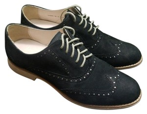 Cole Haan Oxford Blue Flats