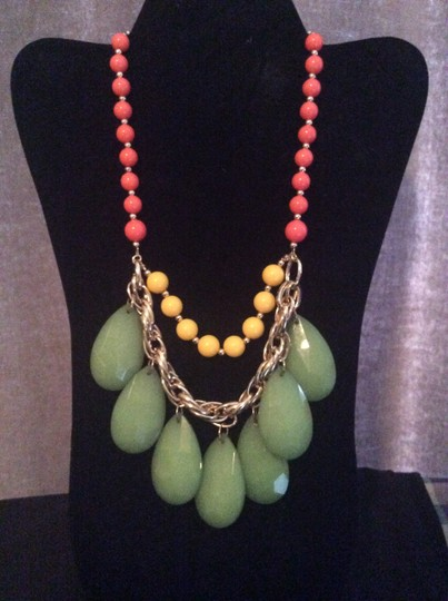 Other Multi color beaded necklace