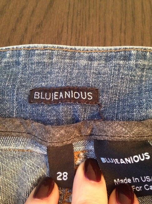 Bluejeanous Pants