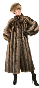 Saga Furs Fur Raccoon Fur Raccoon Raccoon Real Fur Fur Coat
