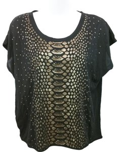 BCBGMAXAZRIA Black Top