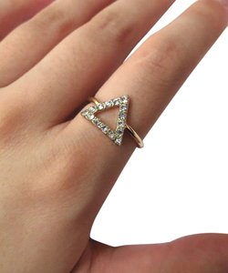 Other Crystal Triangle Ring