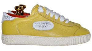 Travel Fox Sneakers 80s Budweiser Yellow Athletic