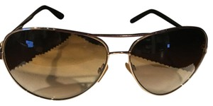 Tom Ford Charles' 62mm Aviator Sunglasses