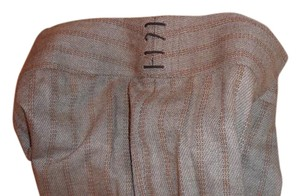 Laundry by Shelli Segal Wide Leg Pants BROWN