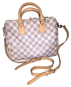 Louis Vuitton Lv Louie Speedy Bandouliere Shoulder Bag