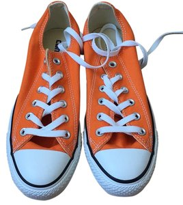 Converse Orange Athletic