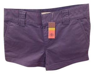 Tory Burch Casual Shorts Pirate Blue