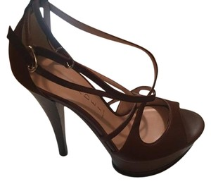 Casadei Brown Sandals
