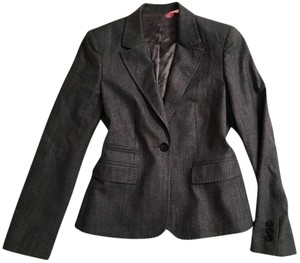 RED Valentino Blazer jacket RED VALENTINO Very elegant Gray Wool To the work
