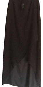 Kenneth Cole Maxi Skirt Grey