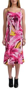 Versace short dress Multi-Color on Tradesy