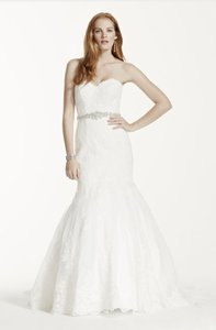 David's Bridal 10030437 Wedding Dress