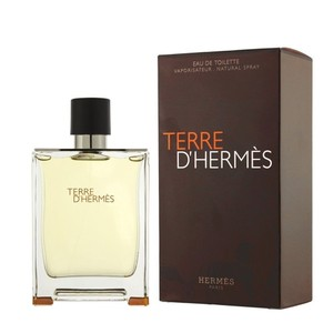 Hermès HERMES TERRE D'HERMES Eau De Toilette Spray FOR MEN 6.7 Oz / 200 ml