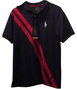 Polo Ralph Lauren Top Blue and red