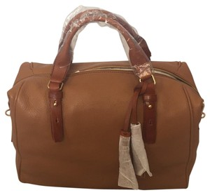 J.Crew Satchel in Tan