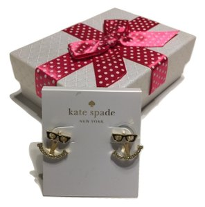 Kate Spade Kate Spade New York Stud Earrings with Bagity Gift Box Sunglass Anchor