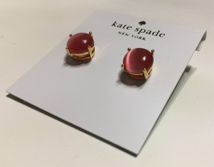 Kate Spade Kate Spade New York Stud Earrings Pearly Pink