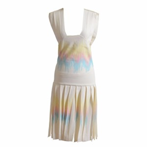 Versus Versace short dress Multi-Color on Tradesy