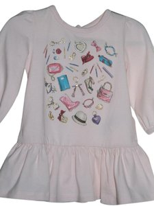 Gucci Baby Girl Outfit T Shirt