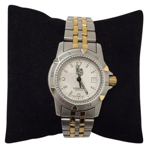 TAG Heuer Tag Heuer Two Tone Wristwatch