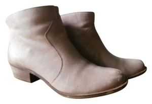 Lucky Brand Tan Ankle Beige Dusty Wheat Boots