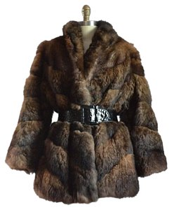 Fur Persian Lamb Fur Coat