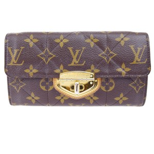 Louis Vuitton Sarah Etoile Long Bifold Wallet Monogram M66556 Clutch