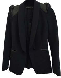 Mackage Navy Blazer