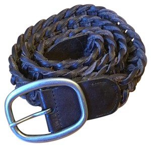 dELiA*s Braided Leather Belt