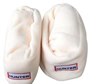 Hunter Welly Socks Cream