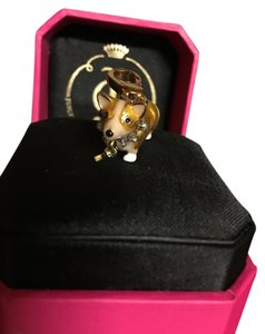 Juicy Couture *SALE* NEW! JUICY COUTURE EXTREMELY RARE CORGI DOG CHARM