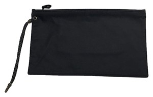 Chrome Hearts Nylon Black Clutch