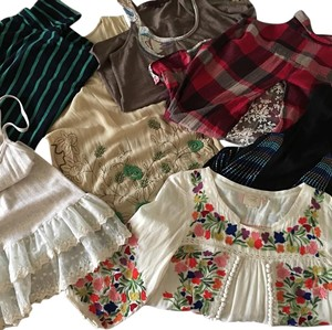 Anthropologie BUNDLE!! 7 TOPS Top