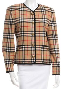Burberry Nova Check Wool House Check Sweater