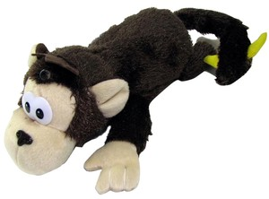 LOL Rollover Pets LOL Rollovers Chimp - Rolling Laughing Monkey