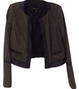 Cynthia Steffe Military Tweed Military Jacket